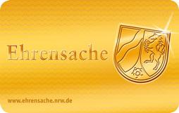 Die Ehrenamtskarte – eine Initiative in NRW