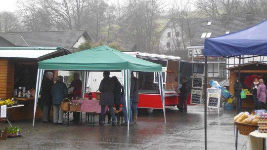 Dorfmarkt fürs Steinaggertal – die Saison hat begonnen