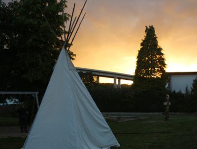 Indianerfest in Mittelagger – Nachlese