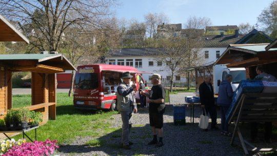 Dorfmarkt im Mai – wieder mit Bäcker