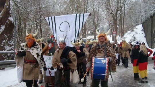 Komm loss mer fiere – Karneval in Mittelagger