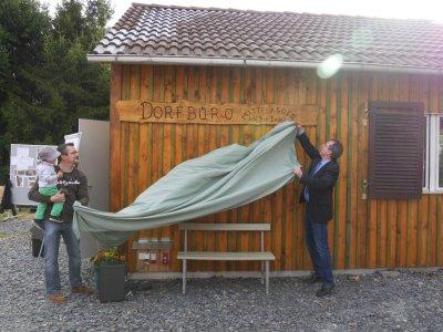Das Dorfbüro ist eröffnet!